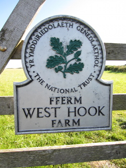 The National Trust - West Hook Farm